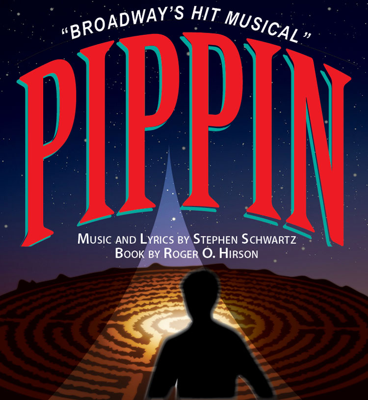 pippin 2019 poster Summer Theatre of New Canaan